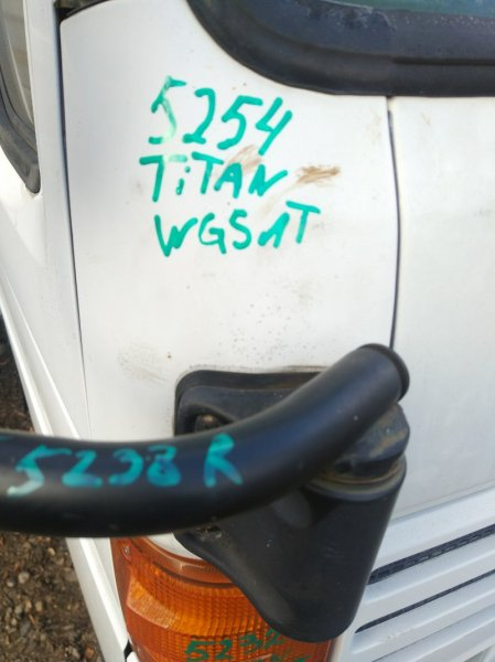 Щека Mazda Titan WGSAT VS 1998 правая