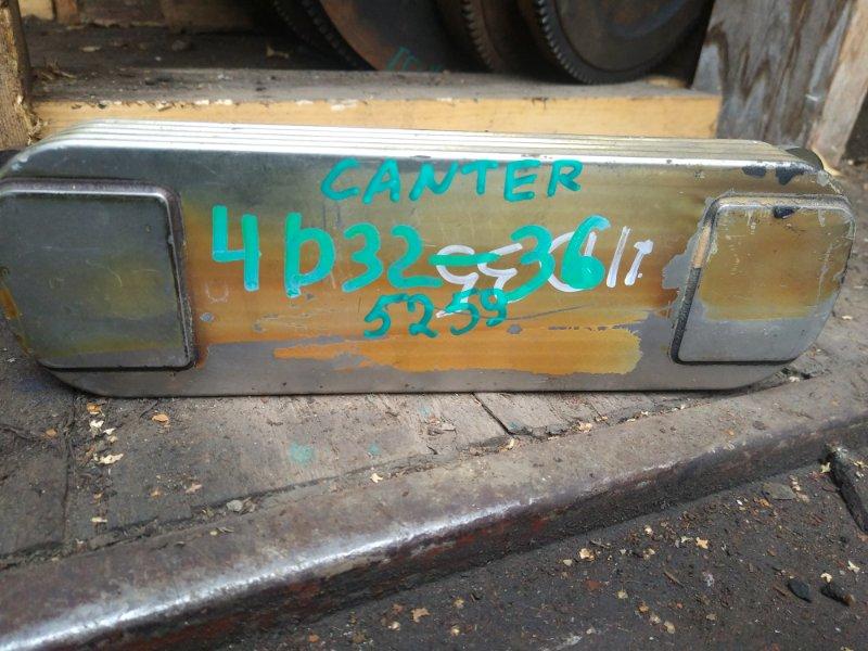 Теплообменник Mitsubishi Canter 4D32