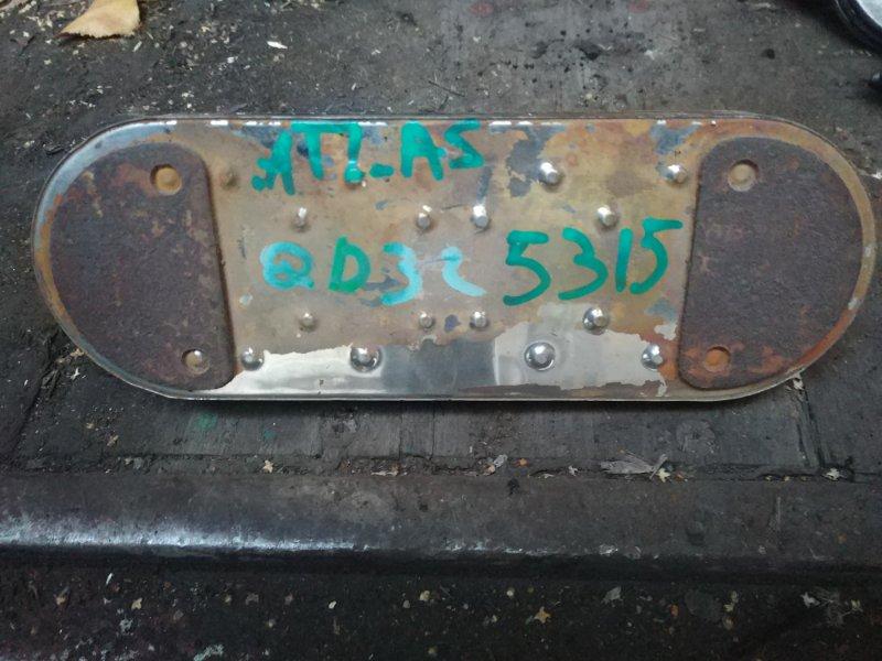 Теплообменник Nissan Atlas QD32