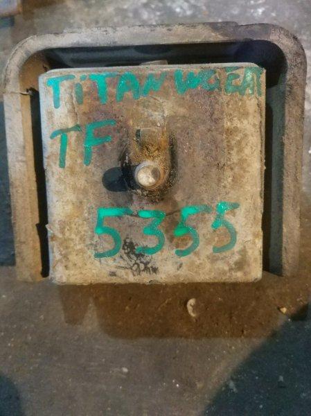 Подушка двигателя Mazda Titan WGEAT TF 1996