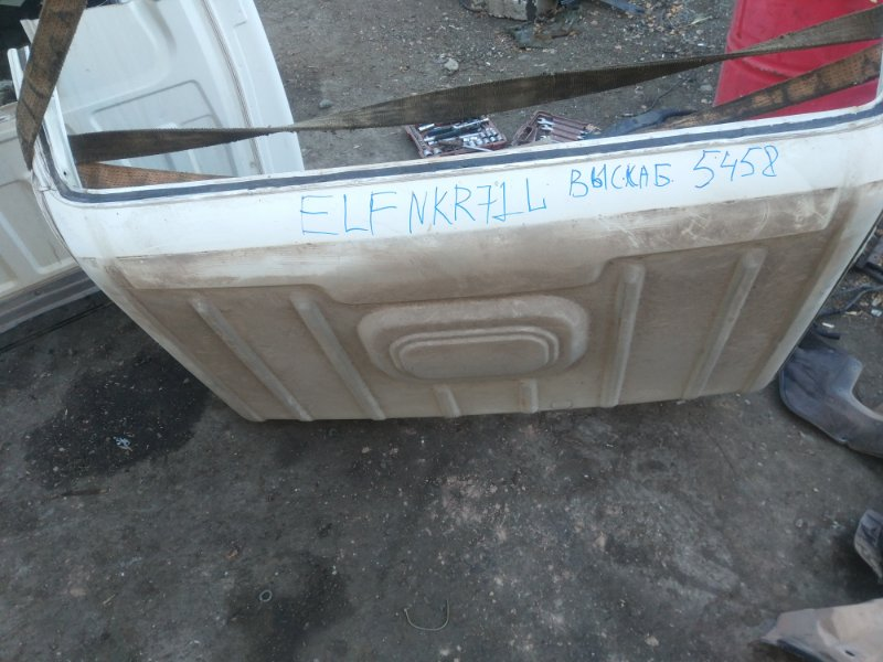 Крыша Isuzu Elf NKR71L 4HG1