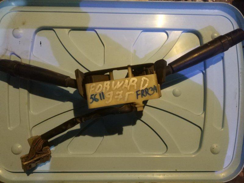 Подрулевой переключатель Isuzu Forward FRR34 6HH1 1997