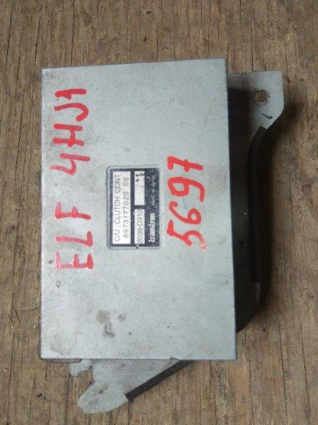 Блок управления Isuzu Elf 4HJ1