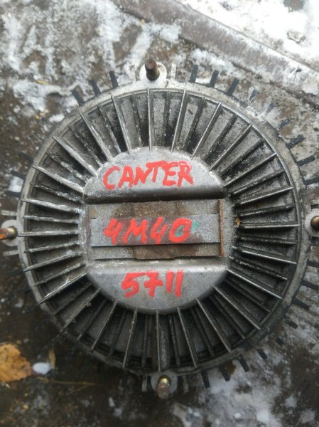 Вискомуфта Mitsubishi Canter 4М40
