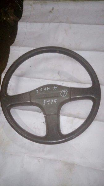 Руль Mazda Titan WGEAD TF 1998