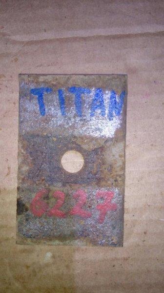 Проставка рессоры Mazda Titan WG6AD 4HG1 1999