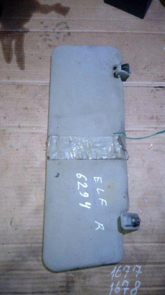 Козырек солнцезащитный Isuzu Elf NKR66E 4HF1 1996 правый