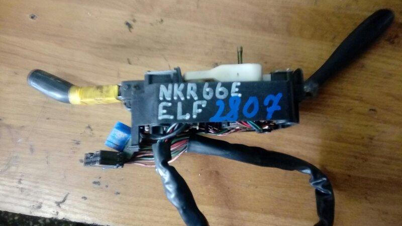Подрулевой переключатель Isuzu Elf NKR66L 4HF1 1998