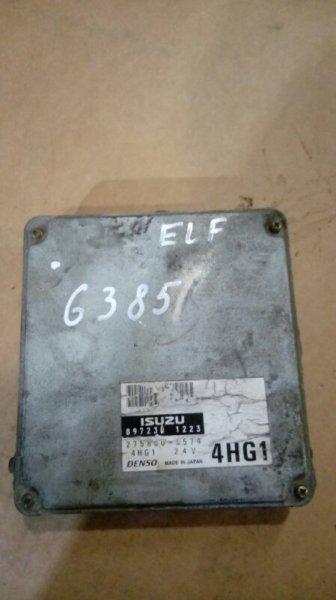 Блок управления двс (компьютер) Isuzu Elf NKR71E 4HG1 1999