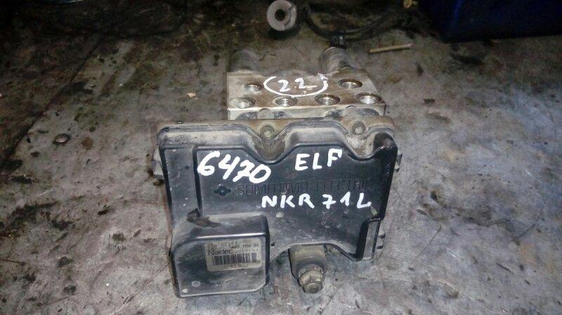 Блок abs Isuzu Elf NKR71L 4HG1 2001