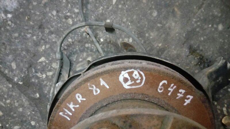 Тормозной диск Isuzu Elf NKR81E 4HL1 2004