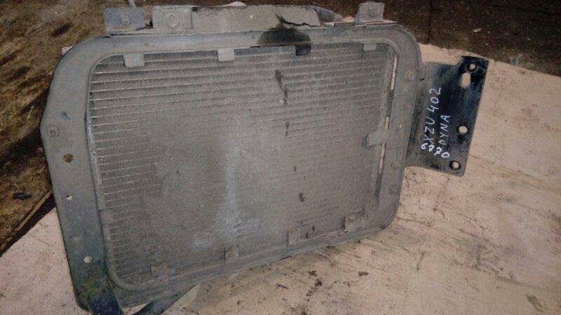 Радиатор кондиционера Hino Dutro XZU402 S05C 2003
