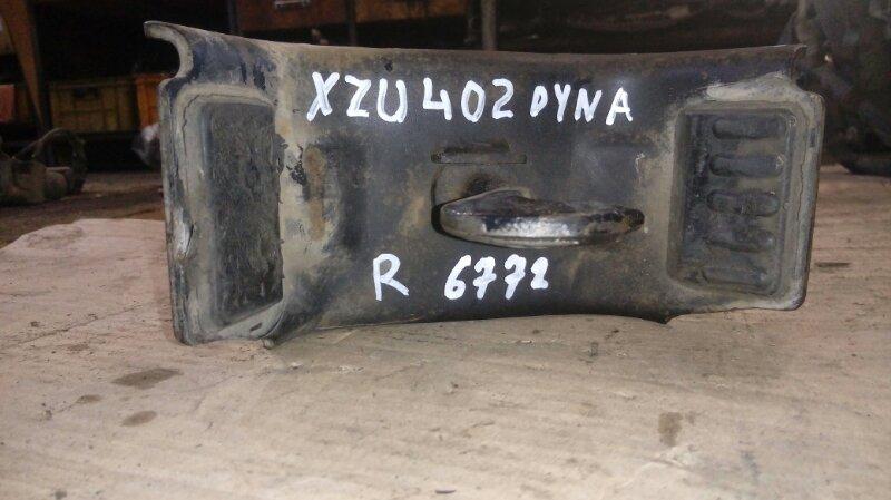 Подушка кабины Hino Dutro XZU402 S05C 2003 задняя правая