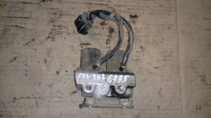 Электроклапан Hino Dutro XZU402 S05C 2003