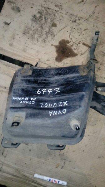 Ресивер вакуумный, тормозная система Hino Dutro XZU402 S05C 2003