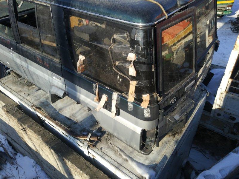 Дверь багажника Toyota Land Cruiser Prado LJ78 2LT 1993 задняя