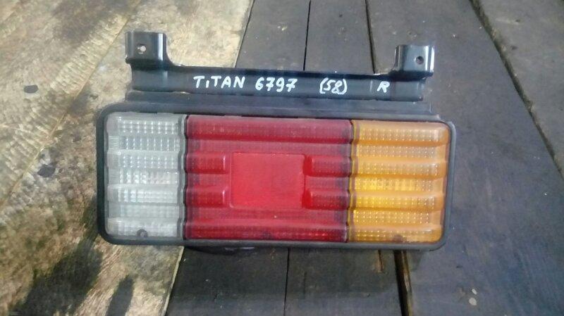 Стоп сигнал Mazda Titan WH65T 4HG1 2000 правый