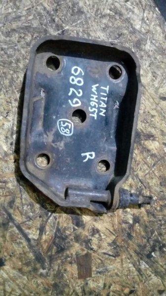 Крепление амортизатора Mazda Titan WH65T 4HG1 2000 заднее правое