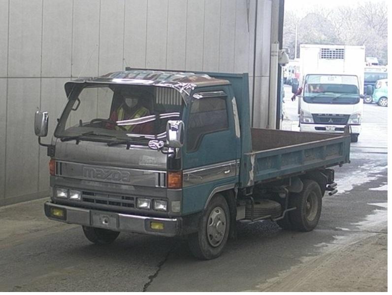 Мкпп Mazda Titan WGEAD TF 1996