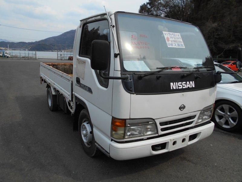 Кабина, в сборе Nissan Atlas AKR71E 4HG1 1998