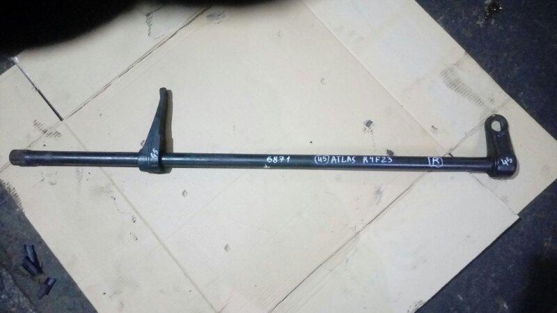 Торсион, (подвеска) Nissan Atlas R4F23 QD32 1998 правый
