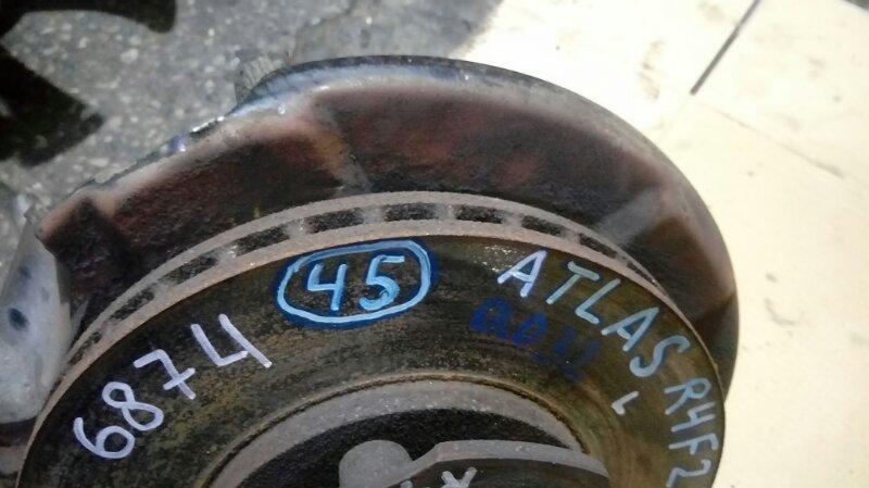 Тормозной диск Nissan Atlas R4F23 QD32 1998