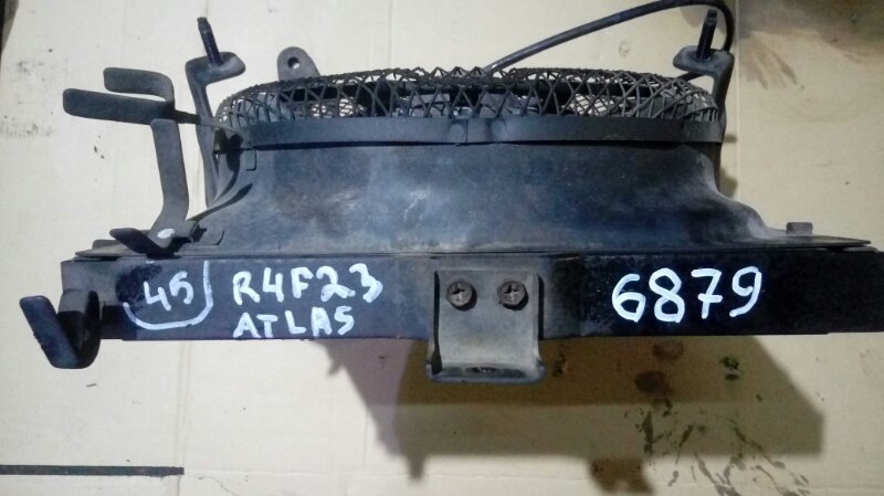 Радиатор кондиционера Nissan Atlas R4F23 QD32 1998