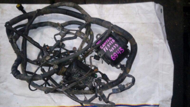 Проводка (коса) моторного отсека Mitsubishi Canter FE517B 4D33 1996