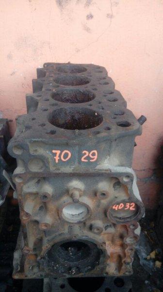Блок двигателя Mitsubishi Canter 4D32