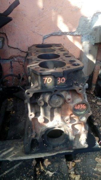 Блок двигателя Mitsubishi Canter 4D36