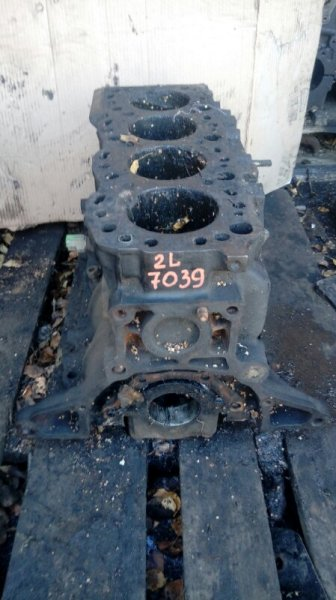 Блок двигателя Toyota Hilux 2L