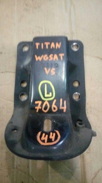 Кронштейн опоры двигателя Mazda Titan WGSAT VS 1998 передний левый