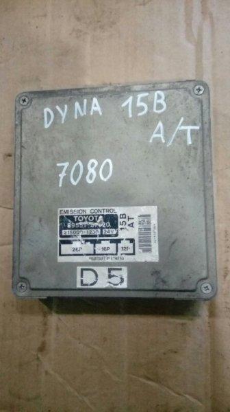Блок управления акпп (компьютер) Toyota Dyna 15B