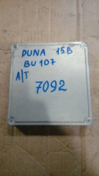Блок управления акпп (компьютер) Toyota Dyna BU107 15B