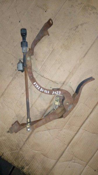 Механизм ручного тормоза Toyota Dyna BU107 15B