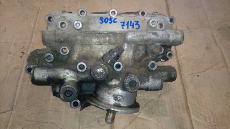 Крышка теплообменника Toyota Dyna S05C