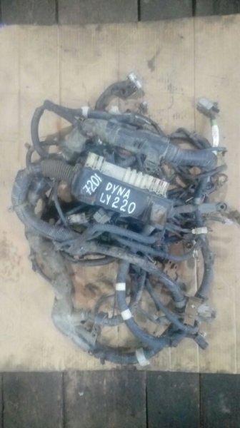 Проводка (коса) моторного отсека Toyota Dyna LY220 5L
