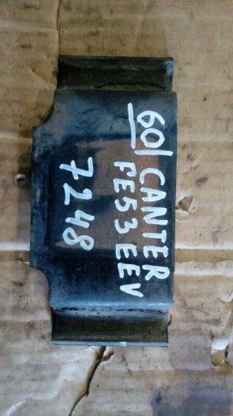 Отбойник моста Mitsubishi Canter FE53EEV 4M51 2002 задний