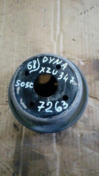 Шкив помпы Toyota Dyna XZU347 S05C 2003