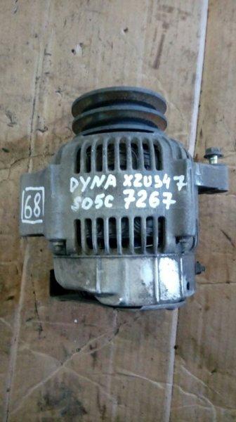 Генератор Toyota Dyna XZU347 S05C 2003