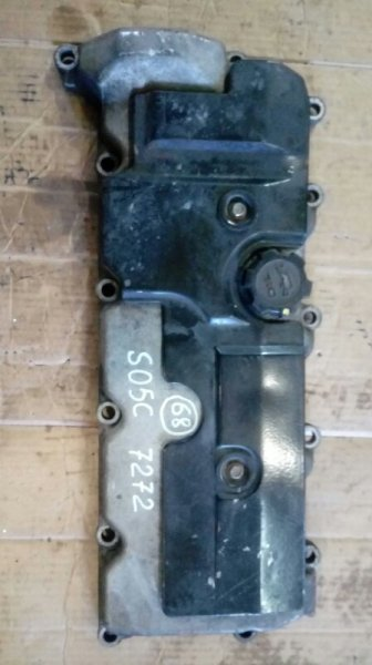 Крышка клапанная Toyota Dyna XZU347 S05C 2003