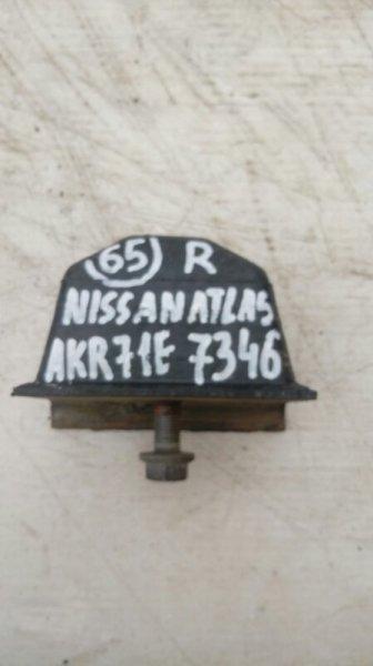 Отбойник моста Nissan Atlas AKR71E 4HG1 1998 задний правый