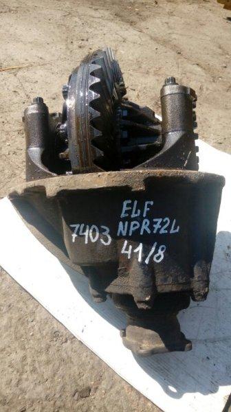 Редуктор моста Isuzu Elf NPR72L