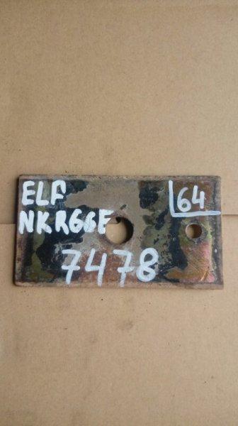 Проставка рессоры Isuzu Elf NKR66E 4HF1 1998 передняя
