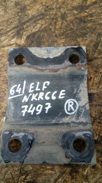 Опора рессоры Isuzu Elf NKR66E 4HF1 1998 задняя правая