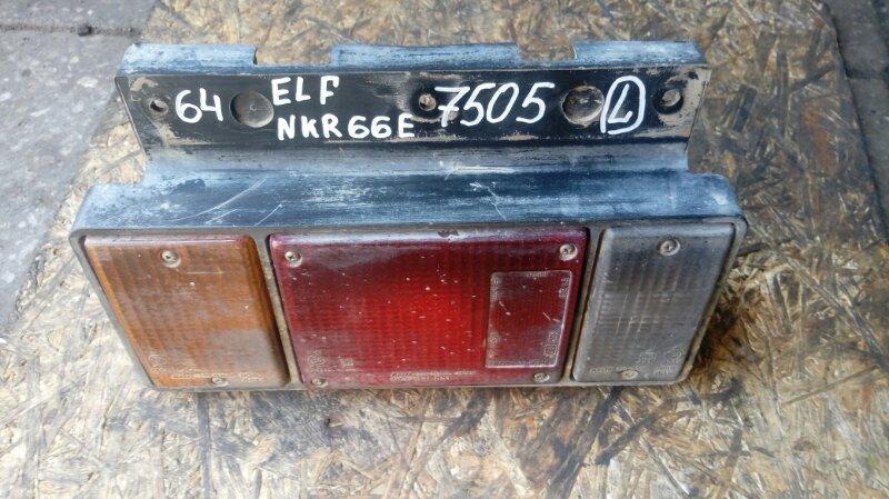 Стоп сигнал Isuzu Elf NKR66E 4HF1 1998 левый