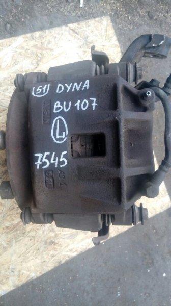 Тормозной суппорт Toyota Dyna BU107 15B 1996 левый