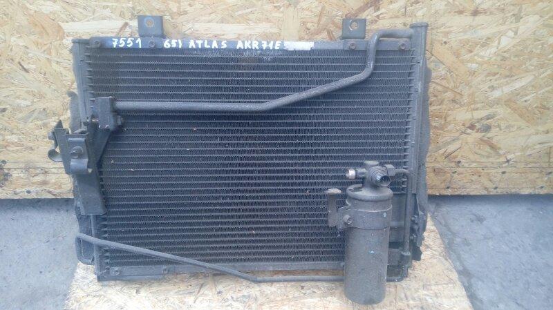 Радиатор кондиционера Nissan Atlas AKR71E 4HG1 1998