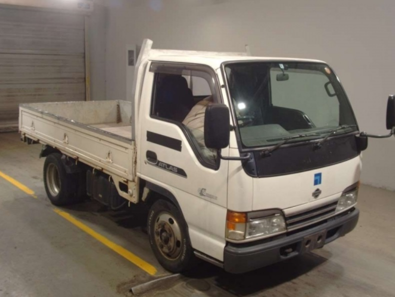 Кабина, в сборе Nissan Atlas AKR71E 4HG1 2002