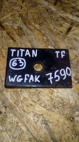 Проставка рессоры Mazda Titan WGEAD TF 1996 передняя